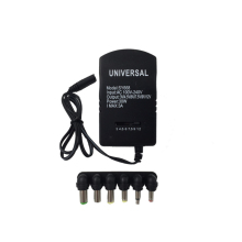 Voltage Adjustable Universal Power Adapter 110 220V to 12V 3V 4.5V 6V 7.5V 9V AC DC 3A Max 12 Volt Supply Adaptor