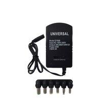 Voltage Adjustable Universal Power Adapter 110 220V to 12V 3V 4.5V 6V 7.5V 9V AC DC 3A Max 12 Volt Supply Adaptor