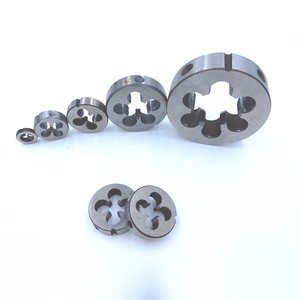 10Pcs 1/2-12 1/2-13 1/2-14 1/2-16 UNS UNC UN Right Hand Die Threading Tools For Mold Machining 1/2