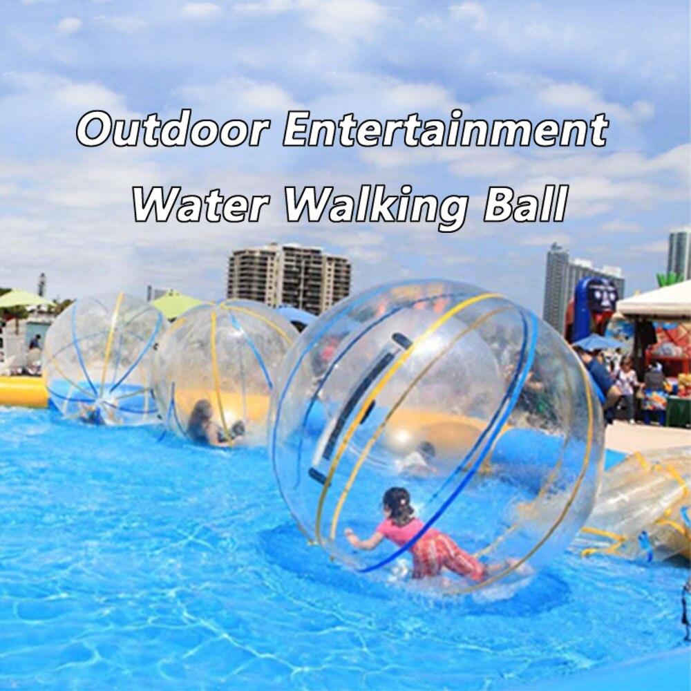 Outdoor Entertainment Water Walking Ball PVC Inflatable Water Walking Ball Water Dance Ball With Import/Normal Zipper Water Floa
