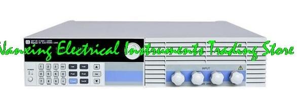 Charge électronique cc programmable M9716B à arrivée rapide (0-120A/0-500V/2400W)