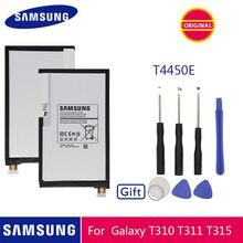 Samsung планшетный аккумулятор T4450E 4450 мАч для samsung GALAXY Tab 3 8,0 T310 T311 T315 Сменные Аккумуляторы+ Бесплатные инструменты