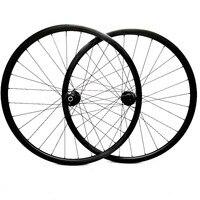 27.5er 탄소 mtb 바퀴 30x28mm 튜브리스 디스크 휠 fastace da201 100x9 135x9 qr 기둥 2.0 스포크 mtb 자전거 바퀴