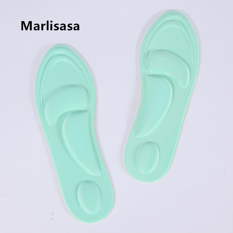 Marlisasa Women Fashion Light Weight Comfortable Soft Spring Shoes Insoles Ladies Grey Insoles Semelle De Chaussures F5587