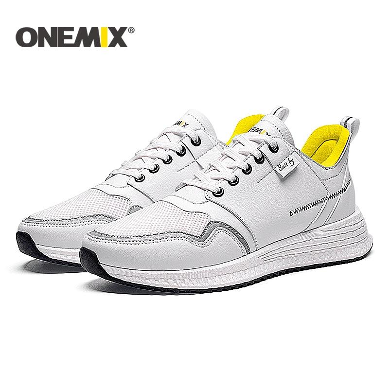 PEAK 2019 Nieuwe Mannen Sneakers Comfortabele Ademende Jogging Schoeisel Koppels Casual Lichtgewicht Atletische Loopschoenen - 4