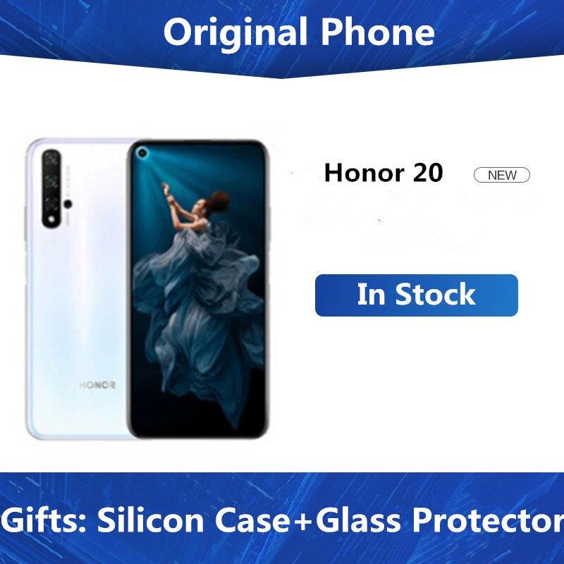 Honor 20 Smart Phone Kirin 980 Android 9.0 6.26
