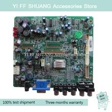 Тест- Для LCD32K73 основная плата 40-00MS18-DIE2X экран V320B1-L04