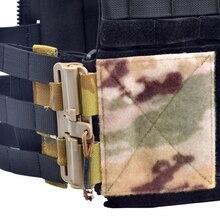 Тактический охотничий жилет Универсальный комплект пряжек с Быстроразъемной Системой для JPC CPC NCP XPC 6094 420 Мужские аксессуары