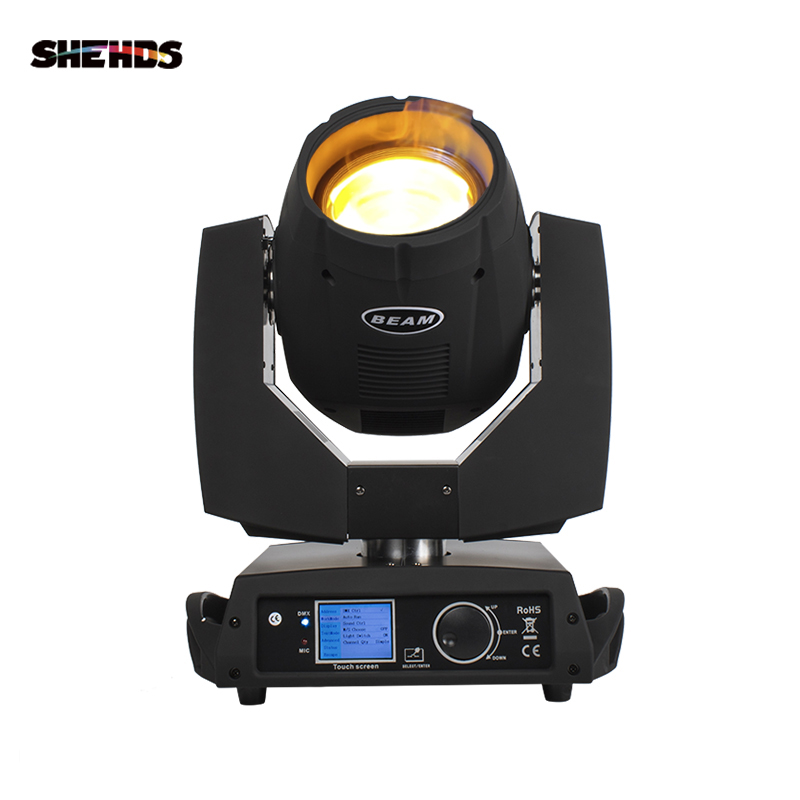 SHEHDS DJ Lights Flight case and <font><b>Beam</b></font> 7R Moving Head Light Controler Dj Projector Disco Ball Party Stage Control with DMX image