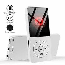 Reproductor Mp3 de Multi-function16gb, altavoces de música deportivos Hifi, Mini reproductor de Radio Fm con auriculares