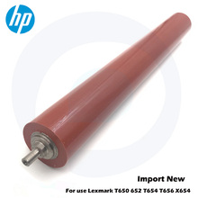 цены New For Lexmark T650 T652 T654 X651 X652 X654 X656 X658 Upper Fuser Roller Lower Pressure Roller LPR-T650-000 UFR-T650