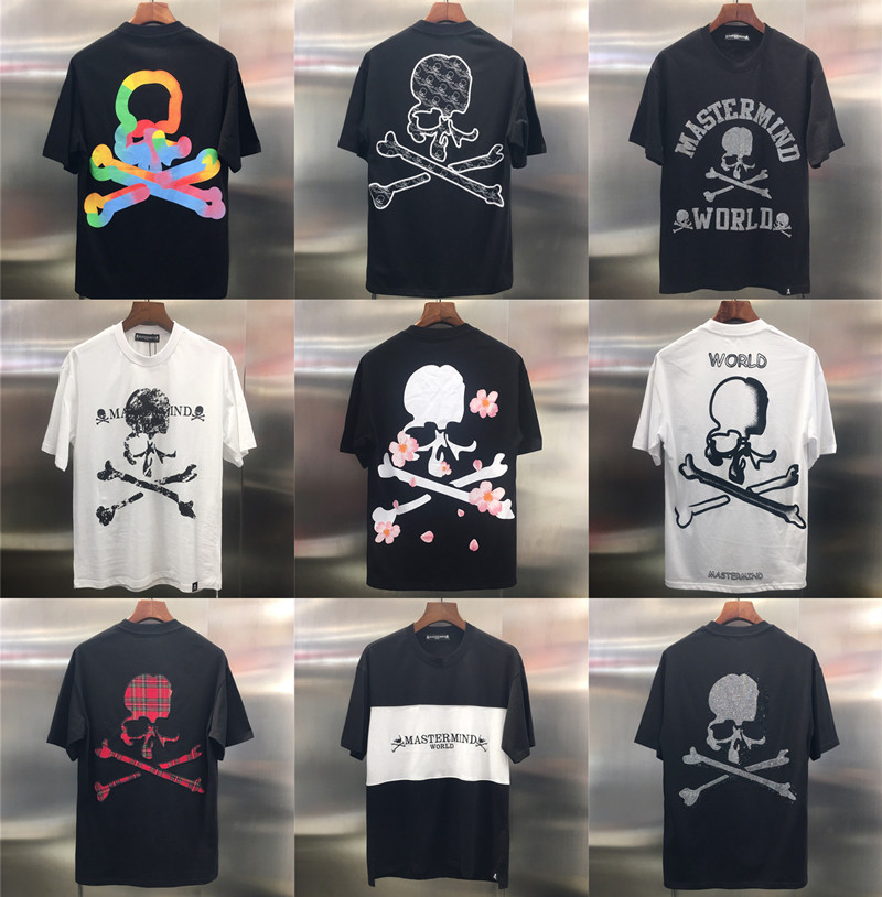 2020ss Mastermind Japan T-shirt Men Women 1:1 High Quality Summer Style Mastermind T Shirts Top Tees Mastermind Japan T Shirt