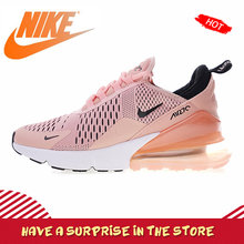 NIKE Air Max 270 Original Authentic Women's Running Shoes Sports Outdoor Sneakers Comfortable Breathable New Listing AH6789-600(China)