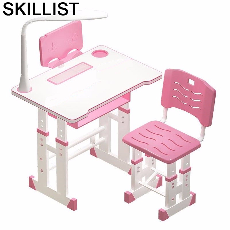 Mesinha Tavolo Bambini Pour Silla Y Infantiles Children De Estudio Adjustable Mesa Infantil Enfant Kinder Study Kids Table