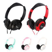 Wired-Gaming-Headset Earphones Desktop Tablet Laptop Over-Ear with for PC