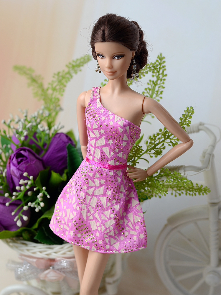 Newest Handmade Accessories Princess Dress For Barbie Original Doll Clothes 1/6 Wedding Dress Multiple Styles Doll Clothing