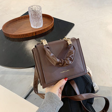Square Bag Chain Small-Bag Cross-Body Fashion And Fresh Versatile Autumn Ins