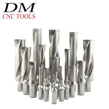 U drill /fast drill /water jet drill WC-29/29.5/30/ 31/ 32-2D-C32 / WC-40-2D-C32 / WC-32.5 /33/33.5-2D-C32/WC-37-2D for WC blade фото