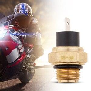 Image 1 - 1 Pcs M16 Moto Ventola Del Radiatore Interruttore Termico di Acqua Sensore di Temperatura Per La Honda VFR700F/750F/800 VTR1000F VT600 /750/1100