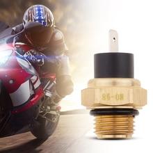 1 sztuk M16 grzejnik motocyklowy wentylator wyłącznik termiczny czujnik temperatury wody dla Honda VFR700F/750F/800 VTR1000F VT600/750/1100