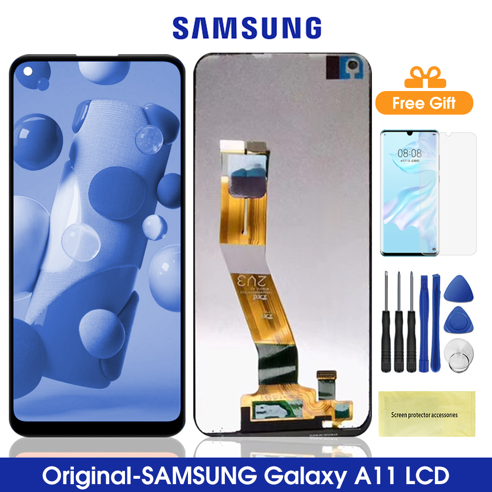 6.4'' Original A115 Lcd For Samsung Galaxy A11 LCD Display Touch Screen Assembly For Samsung A115F A115F/DS Lcd