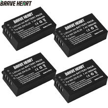 Batteries pour Nikon Coolpix P1000 et Nikon J1, J2, J3 AW1