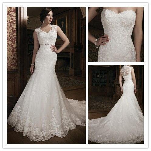 MANSA Modern White Long Lace Sweetheart Mermaid Trumpet Wedding Dress With Jacket Custom Made Vestido De Noiva Sereia 2014
