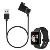 20 سنتيمتر ساعة ذكية شحن كابل ل Redmi ساعة ذكية شاحن كابل الحبل USB شحن حوض ل شاومي Mi ساعة لايت دروبشيبينغ