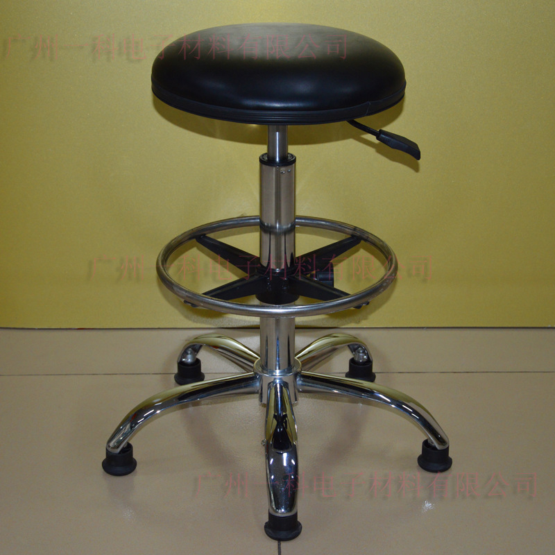 Profession Production Anti-static PU Leather Chair Anti-static Stool Anti-static Work Chair Workshop Stool