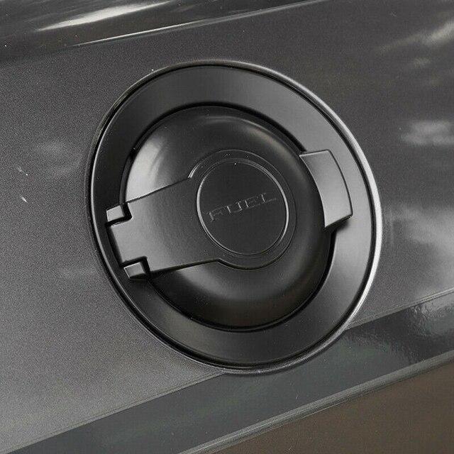 Car Gas Cap Cover Fuel Filler Door Accessories for Dodge Challenger 2015-2019 Exterior Accessories 1