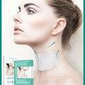 ILISYA Ectoin Anti-falten Hals Maske Feuchtigkeitsspendende Collagen Hals Patch Anti-Falten Anti-Aging Neck Pad Falten entfernung-5 PCS