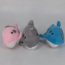 Размер прибл 12 см Плюшевая игрушка в виде морских животных