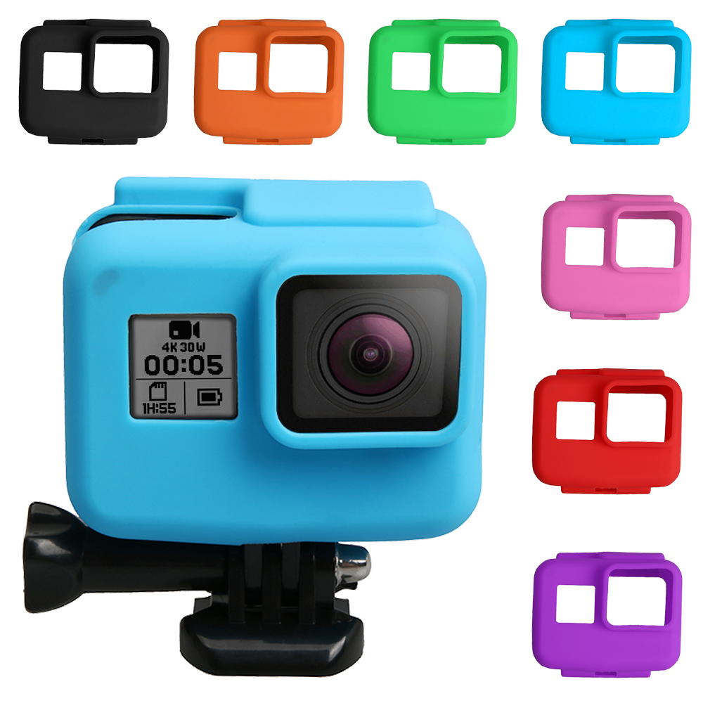 Anti-shock funda protectora estuche para GoPro Hero 6 Hero 5 Hero 4 cámara de acción