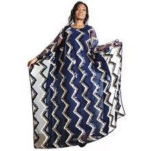 Ensemble 2 pièces de robes africaines pour femmes, Streetwear Dashiki, Bazin Riche, manches chauve-souris, paillettes multicolores, longue robe Maxi