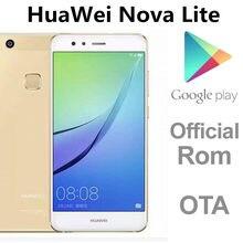 DHL szybka dostawa HuaWei P10 Lite Nova Lite 4G LTE inteligentny telefon linii papilarnych Kirin 658 Octa Core 4GB RAM 64GB ROM 12.0MP 5.2