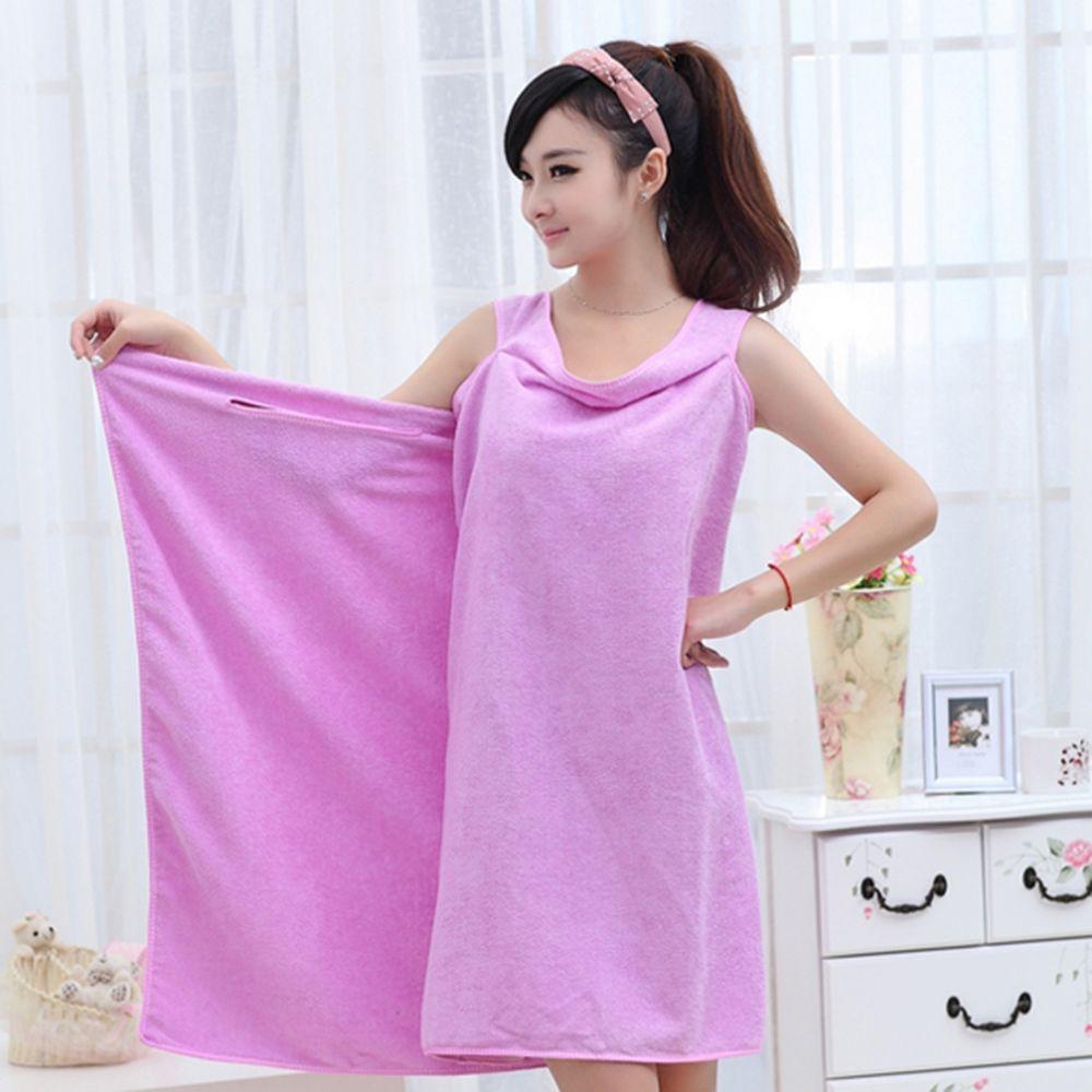 1PC 155cm x 86 cm microfibre portable Sexy serviette de bain séchage rapide lavage vêtements enveloppement femmes corps serviettes dame douche fronde jupe