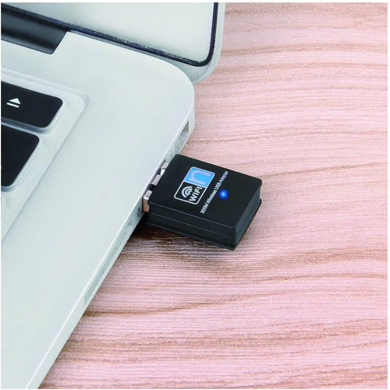 300 متر USB واي فاي دونغل واي فاي محول لاسلكي واي فاي دونغل بطاقة الشبكة 802.11 n/g/b واي فاي LAN محول RTL8192 رقاقة