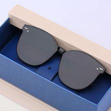 New Classic 2020 Oval Women Sunglasses Female Vintage Luxury Plastic Brand Desig