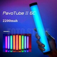 Nanlite PavoTube II 6C Handheld Light Stick RGB LED Video Light Tube Portable soft light Nanguang Photography Lighting Stick