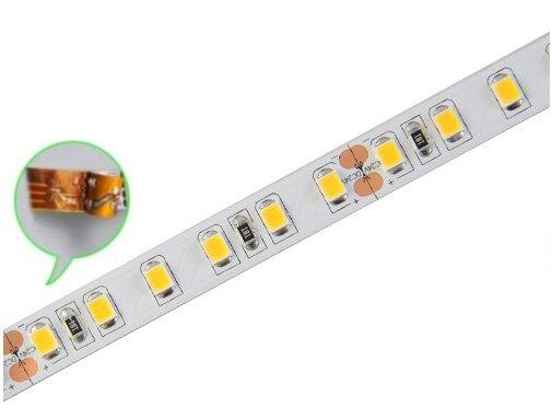 Image 2 - CRI 95+ 5 Years Guarantee LED Strip Lights 5m 24V 12V 120LED/m IP20 For LED Room LightsLED Strips   -