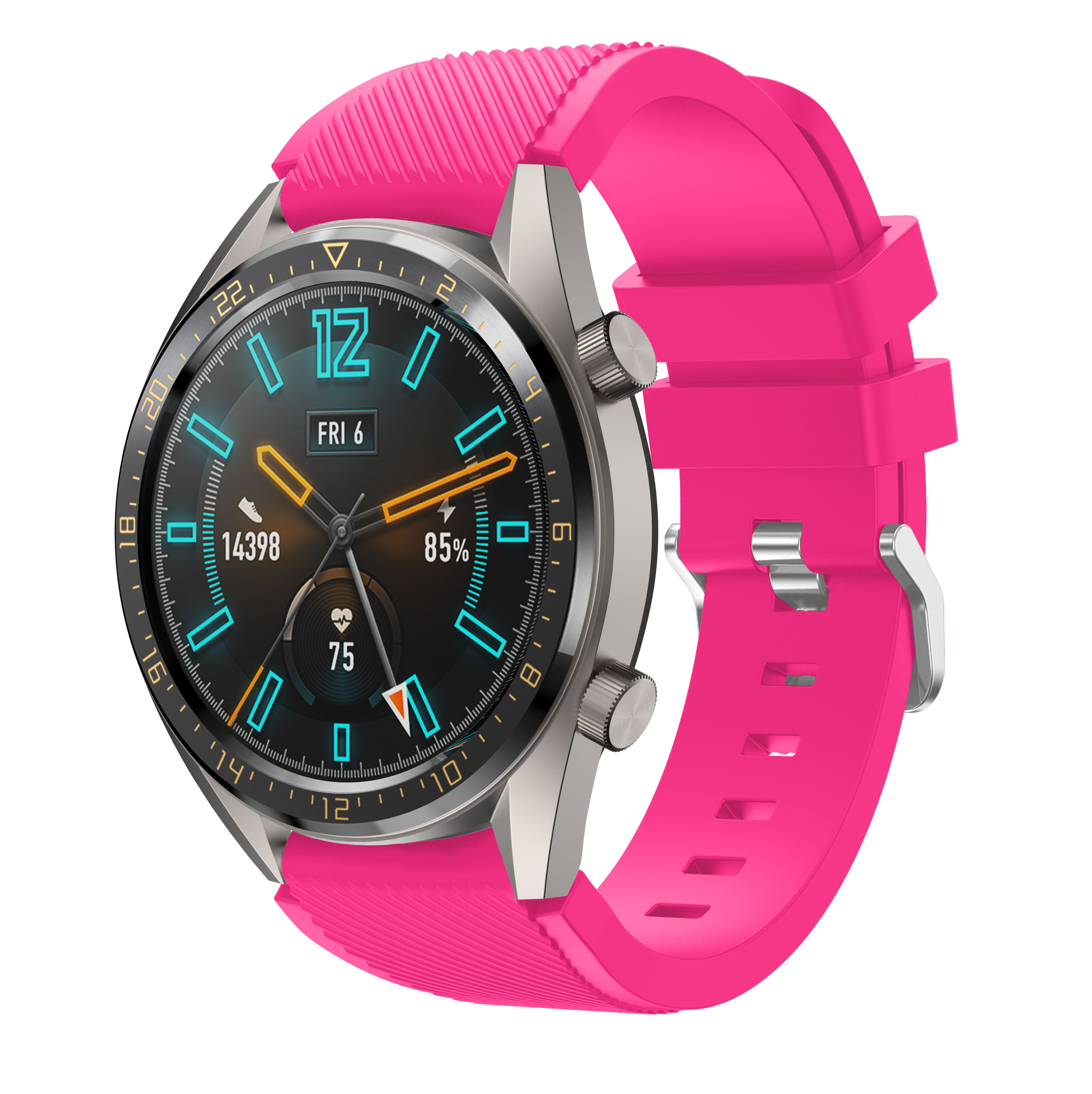 22mm Quick release bracelet For Huawel Watch GT frontier classic band For Samsung Galaxy Watch 46mm Gear S3 smart watch strap in Watchbands from Watches