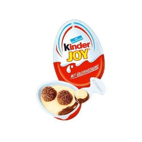 Kinder 72 Pack Kinder Joy Surprise Eggs 20g Each 1,440g Total Limited Edition