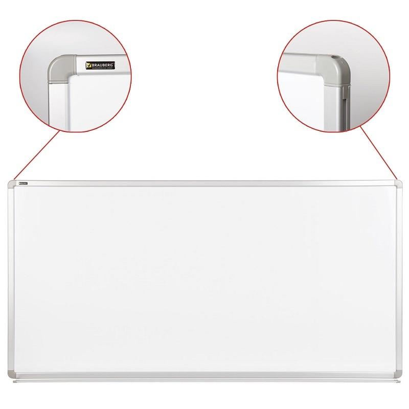 Board Magnetic Marker BRAUBERG, Premium, 90*180 Cm