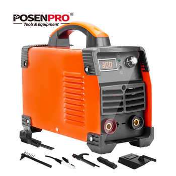 POSENPRO Inverter Arc Welder 250A/300A Welding Machine ABS Handle IGBT IP21S DC Inverter Welder High Efficiency Electric Welder - DISCOUNT ITEM  40% OFF All Category