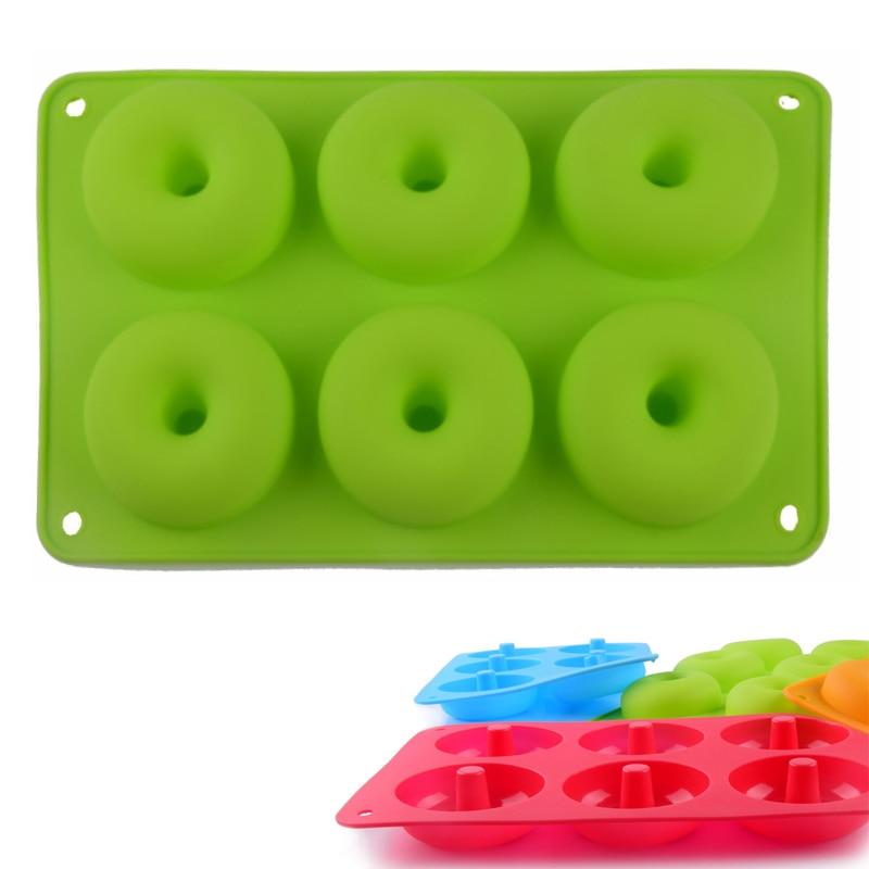 Donut mold green