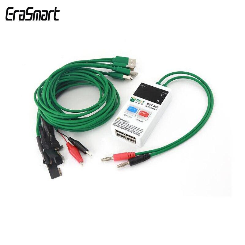 Haute qualité pour iPhone X 8 7 7plus 6S 6 6P Outils de réparation téléphones mobiles Outils de Protection à courant rapide ligne de démarrage d'alimentation électrique