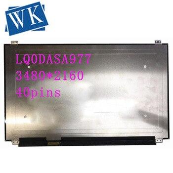 Free Shipping LQ0DASA977 17.3 inch 4K LCD Screen 3840*2160 UHD Wideview Display Laptop LED Screen EDP 40 PIN