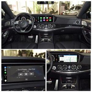 Image 2 - Joyeauto אלחוטי Apple Carplay רכב לשחק Retrofit S Class 15 19 NTG 5 W222 עבור מרצדס אנדרואיד אוטומטי שיקוף אחורי מול CM