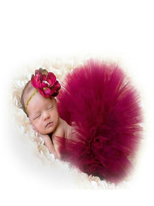 Outfit Costume Tutu-Skirt Photography-Props Newborn Baby Infant Princess