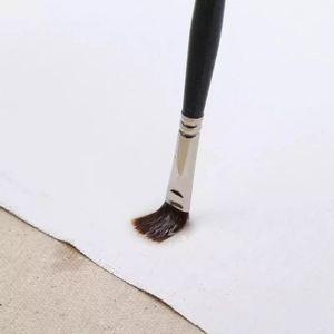 Image 5 - Tela de linho primida para pintura a óleo, material à prova dágua para pintura à óleo, de camada de alta qualidade, 5m um rolo